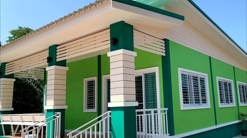 แบบสีทาบ้าน