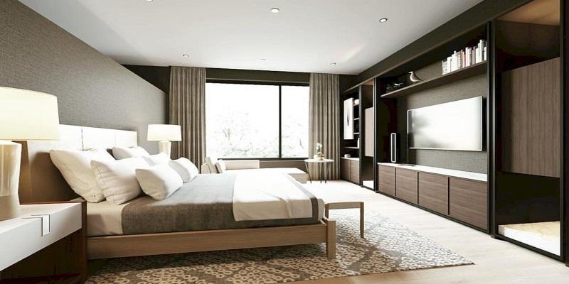 ห้องนอน มินิมอล